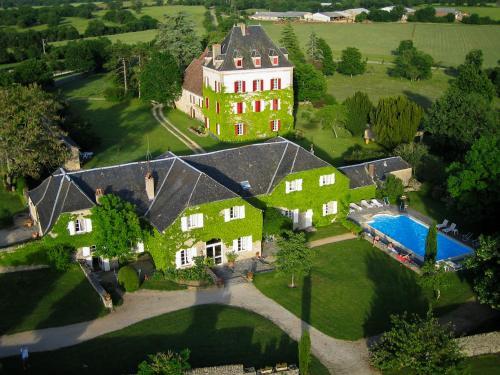 Maison d'Hôtes Domaine de la Rhue : Guest accommodation near Montvalent