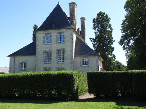 Château Turgot Gîtes : Apartment near Olendon