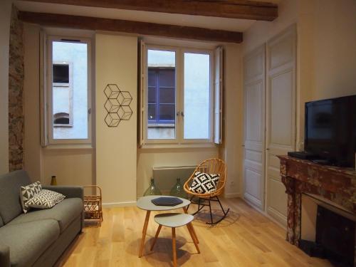 Apt. Vieux Lyon Centre Historique : Apartment near Lyon 5e Arrondissement