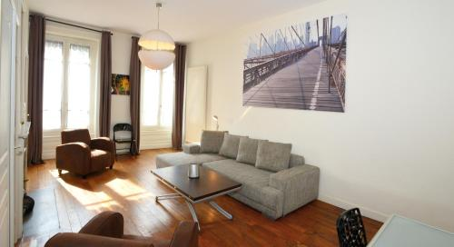 Appart' Bossuet : Apartment near Lyon 6e Arrondissement