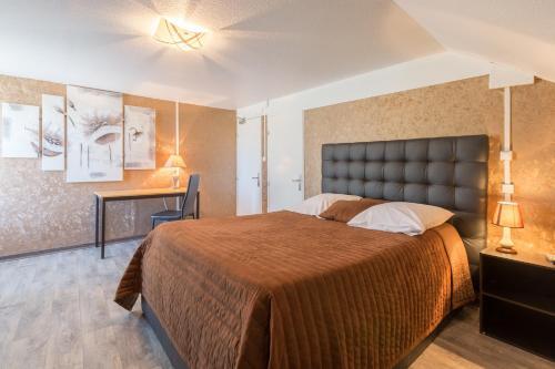Alp'Hotel : Hotel near Mont-Saint-Martin
