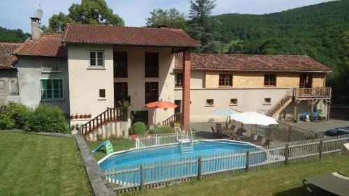 La Maison Famille : Bed and Breakfast near Castagnac