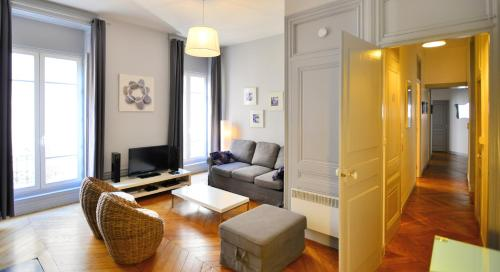 Appart' Celestins : Apartment near Lyon