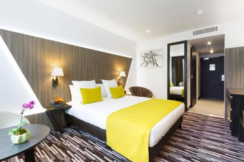 Néméa Appart'Hôtel Résidence Concorde : Guest accommodation near Saint-Jean