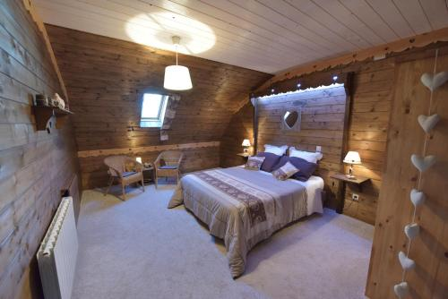 Chambres d'Hôtes Coeur de Bastié : Bed and Breakfast near Rodez