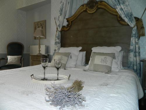 Hotel De Vigniamont : Guest accommodation near Montagnac