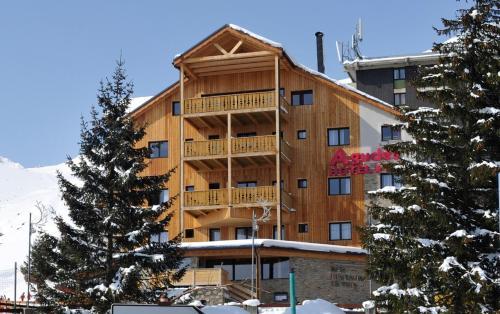 Agudes Hotel : Hotel near Gouaux-de-Larboust