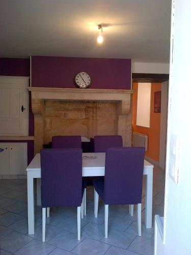 Maison Individuelle Les Templiers : Guest accommodation near Courlon