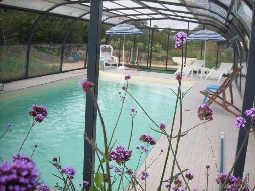 Les Gites Des Coteaux : Guest accommodation near Tinténiac