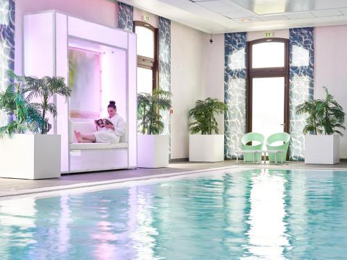 Radisson Blu Hotel Paris, Marne-la-Vallée : Hotel near Voulangis