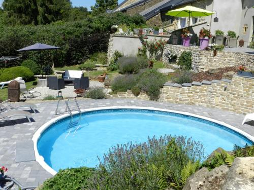 O Sixième Sens : Bed and Breakfast near Olizy-sur-Chiers