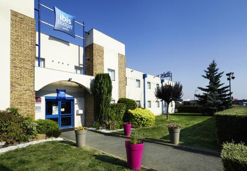 ibis budget Chartres : Hotel near Gas