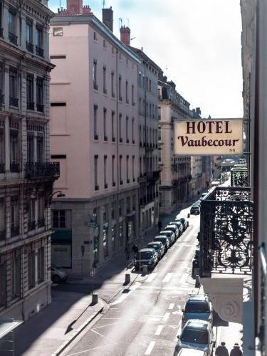 Hôtel Vaubecour : Hotel near Lyon 2e Arrondissement