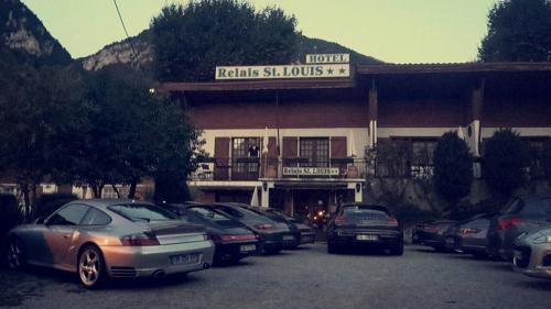 Hotel Relais Saint Louis : Hotel near Clans