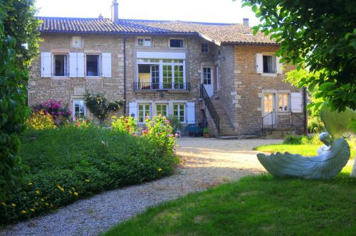 Le Meix Des Fort : Bed and Breakfast near La Frette