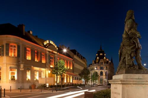Best Western Premier Grand Monarque Hotel & Spa : Hotel near Gasville-Oisème