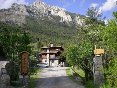 Les Murès : Guest accommodation near Massoins