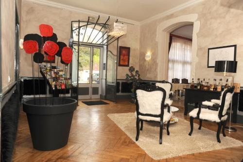 Le Terminus : Hotel near Chapaize