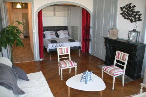 Chez Mo : Apartment near Lyon 7e Arrondissement