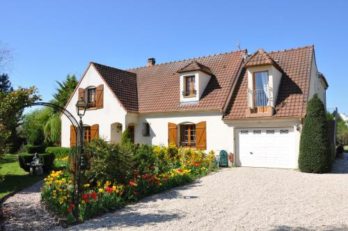 Gite Ty-Coz : Guest accommodation near Crouttes-sur-Marne