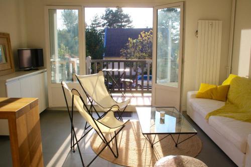 Appartement Le Clos de Sablier : Apartment near Tourgéville
