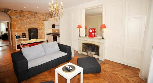 Appart' Franklin : Apartment near Lyon 6e Arrondissement