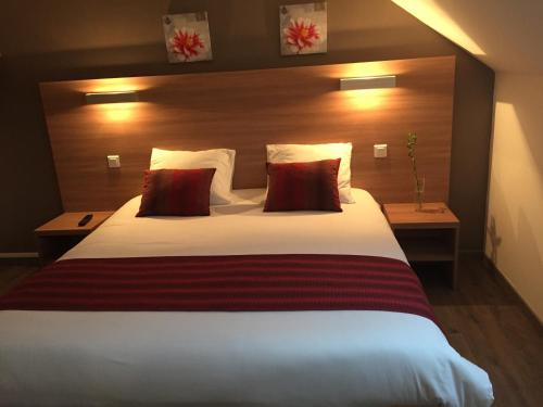 Kyriad Besancon - Palente : Hotel near Tarcenay