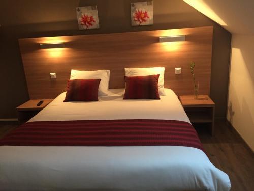Kyriad Besancon - Palente : Hotel near Trépot