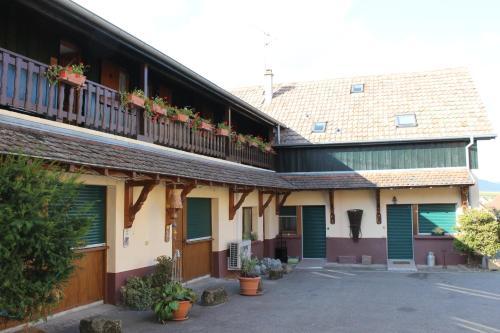 Gîte l'Erable : Guest accommodation near Ostheim