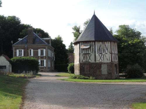 Chambres d'Hôtes de la Bucaille : Bed and Breakfast near Berthenonville