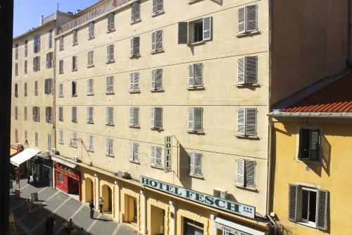 Hôtel Fesch : Hotel near Ajaccio
