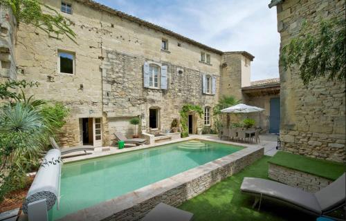 Maison De Charme En Camargue : Guest accommodation near Le Cailar