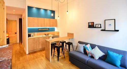 Appart' Pasteur : Apartment near Lyon 7e Arrondissement