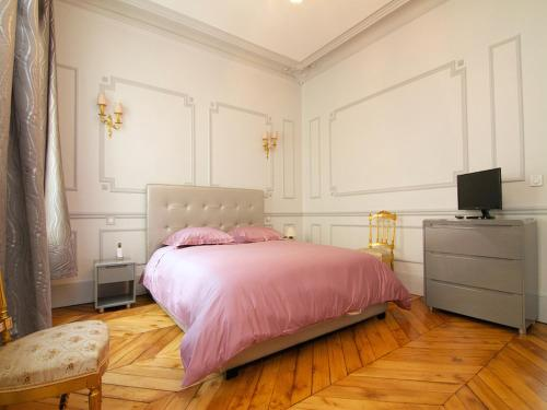 Grand Haussmann Opera 3 bedrooms apartment : Apartment near Paris 8e Arrondissement