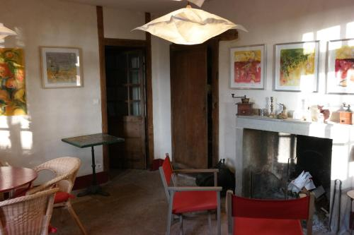 le Petit Paris : Bed and Breakfast near Brochon