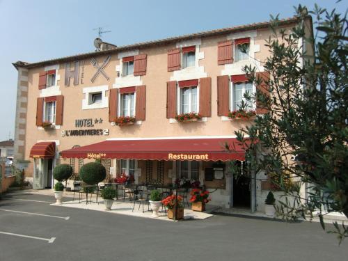 Auberivieres : Hotel near Anais