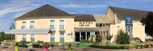 Aux Lys de Chablis : Hotel near La Chapelle-Vaupelteigne