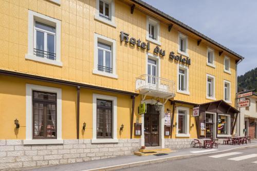 Hotel Du Soleil : Hotel near Choux