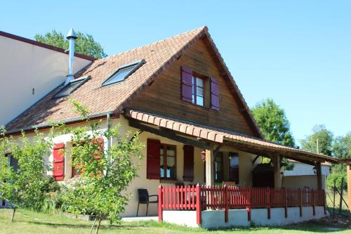 La Bergerie du festel : Guest accommodation near Brucamps