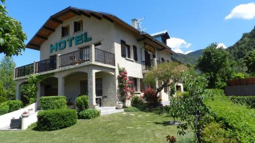 Hôtel les Chaumettes : Hotel near Saint-Martin-lès-Seyne