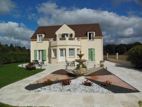 La Rotonde 77 : Bed and Breakfast near Dammarie-les-Lys