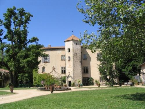Chateau De La Chassaigne : Apartment near Charnat
