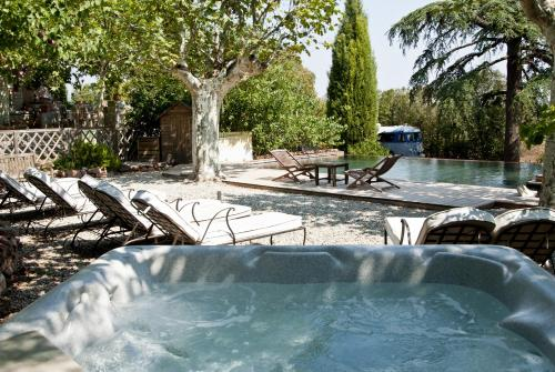 Bed and Breakfast La Grande Lauzade : Bed and Breakfast near Pignans