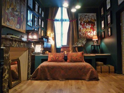 Galerie-gîte Vadim Korniloff : Guest accommodation near Mey
