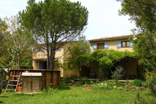 Le Clos des Sources : Apartment near Correns