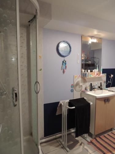 Studio Viarhona : Apartment near Mauves