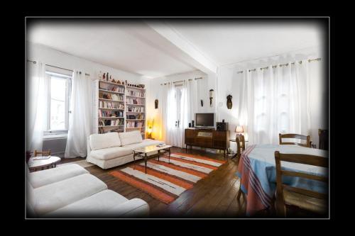 Le Nid du Saleys : Apartment near Sallespisse