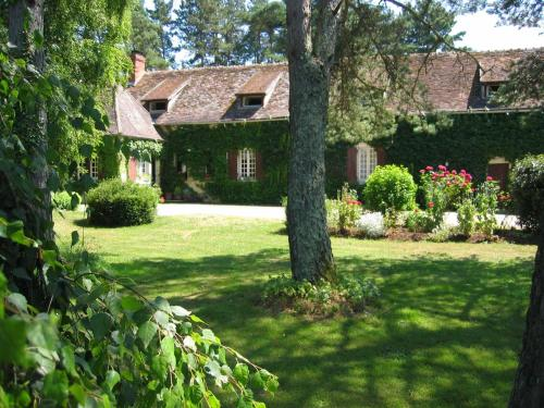 Le Canard Au Parapluie Rouge : Bed and Breakfast near Aigurande