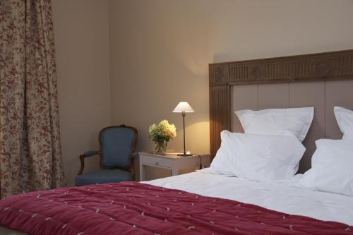 La Cour Lalouette : Guest accommodation near Saint-Martin-Longueau