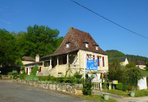 Camping Le Céou : Guest accommodation near Saint-Cybranet